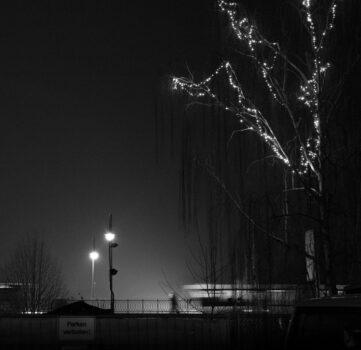 """Jan Thau Foto """"Parken Verboten"""" 2014 Fotomania II"""