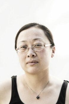 Jan Thau Foto Jiang Bian-Harbort Serie Steinhauer