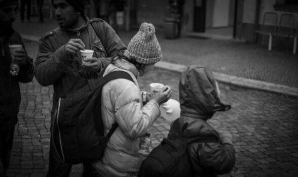 "Jan Thau Foto ""just humans"" November 2015"