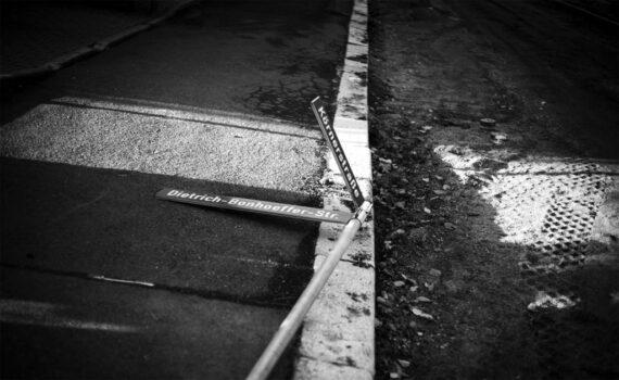 """Jan Thau Foto """"Fallen Heroe"""""""