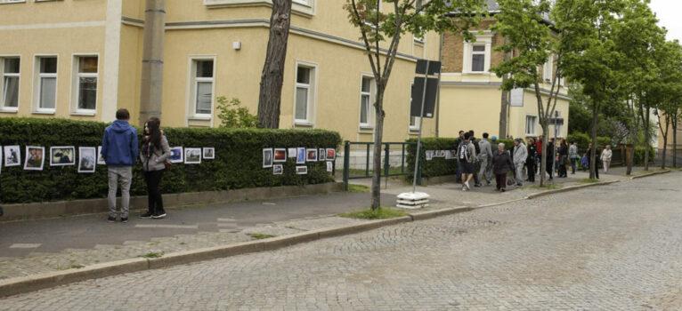 "Ausstellungseröffnung ""Memories for the Future"" 17.Mai 2016 - Foto: Abdurrahman Tekleh"